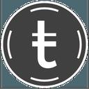 Logo der Kryptowährung Target Coin TGT