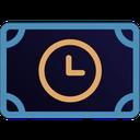 Logo der Kryptowährung Chronobank TIME