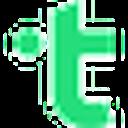 Logo der Kryptowährung TokenCard TKN