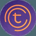 Logo der Kryptowährung TomoChain TOMO