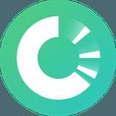Logo der Kryptowährung OriginTrail TRAC