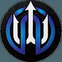 Logo der Kryptowährung Trident Group TRDT