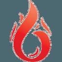 Logo der Kryptowährung Upfiring UFR