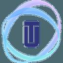 Logo der Kryptowährung UTRUST UTK