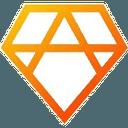 Logo der Kryptowährung Asch XAS