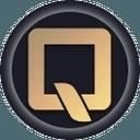 Logo der Kryptowährung Quotient XQN